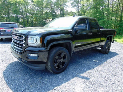 2018 Sierra 1500 Extended Cab 4x4 Pickup #Q480001 - photo 4