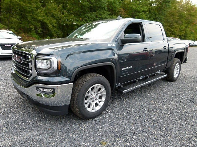 2018 Sierra 1500 Crew Cab 4x4 Pickup #Q480006 - photo 4