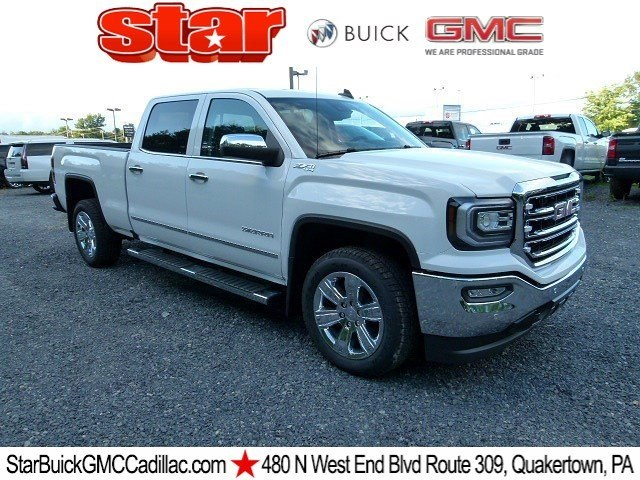 2018 Sierra 1500 Crew Cab 4x4 Pickup #Q480009 - photo 1