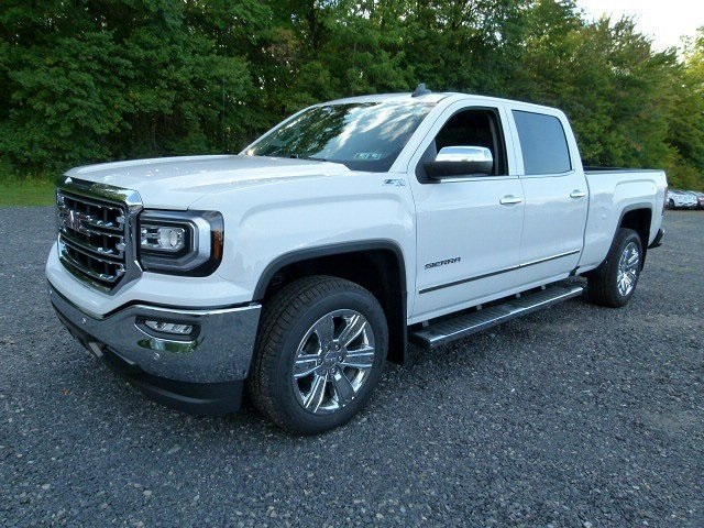 2018 Sierra 1500 Crew Cab 4x4 Pickup #Q480009 - photo 4