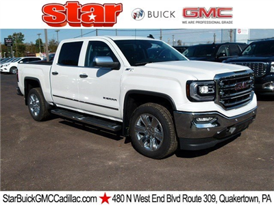 2018 Sierra 1500 Crew Cab 4x4 Pickup #Q480015 - photo 1