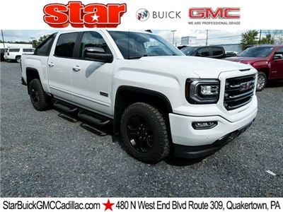 2018 Sierra 1500 Crew Cab 4x4 Pickup #Q480024 - photo 1
