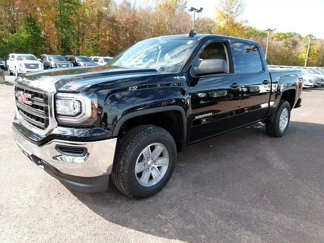 2018 Sierra 1500 Crew Cab 4x4, Pickup #Q480034 - photo 4