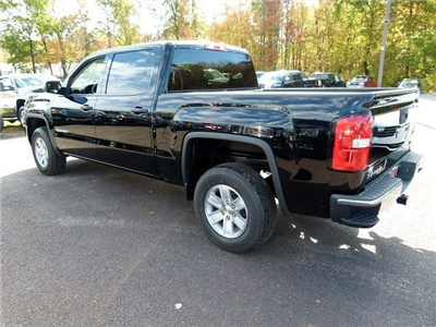 2018 Sierra 1500 Crew Cab 4x4, Pickup #Q480034 - photo 5
