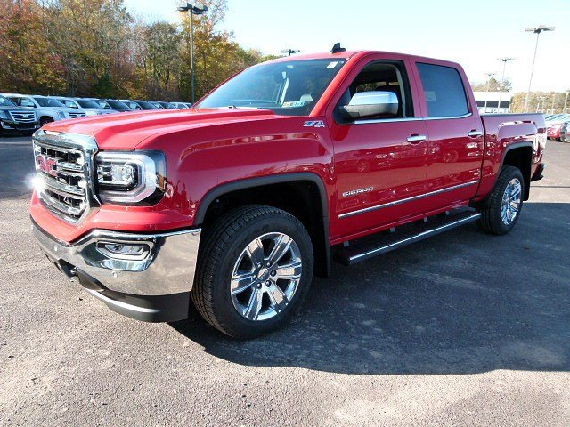 2018 Sierra 1500 Crew Cab 4x4, Pickup #Q480038 - photo 4