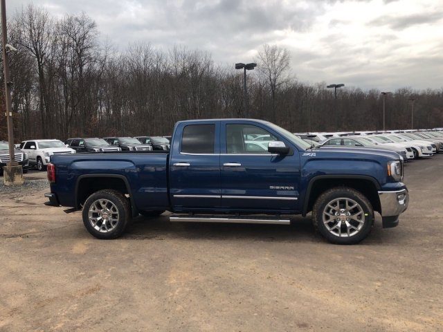 2018 Sierra 1500 Extended Cab 4x4 Pickup #Q480051 - photo 8