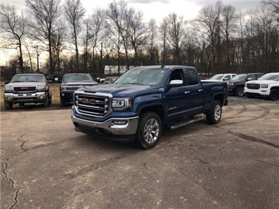 2018 Sierra 1500 Extended Cab 4x4 Pickup #Q480051 - photo 4