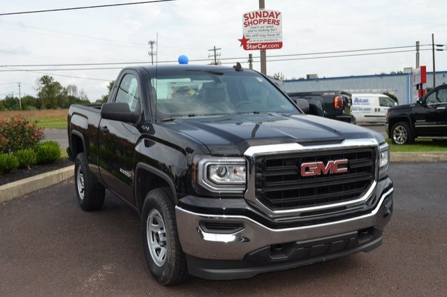 2018 Sierra 1500 Regular Cab 4x4,  Pickup #Q480066 - photo 7