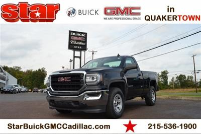2018 Sierra 1500 Regular Cab 4x4,  Pickup #Q480066 - photo 5