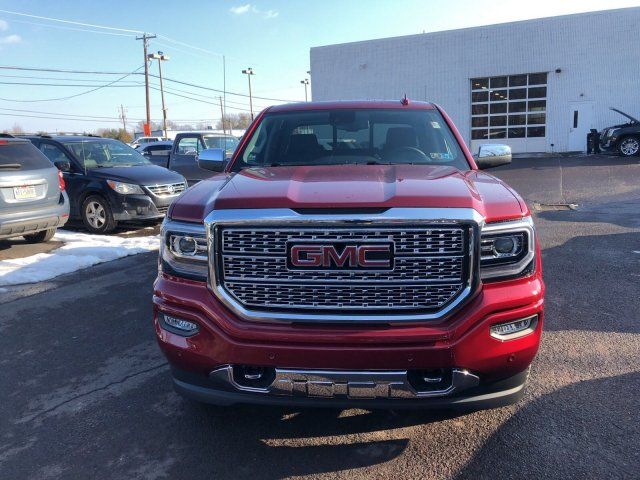2018 Sierra 1500 Crew Cab 4x4, Pickup #Q480071 - photo 3