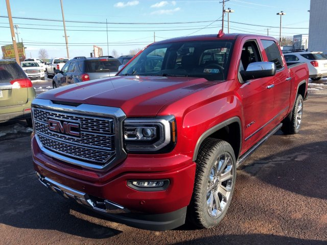 2018 Sierra 1500 Crew Cab 4x4, Pickup #Q480071 - photo 4