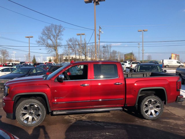 2018 Sierra 1500 Crew Cab 4x4, Pickup #Q480071 - photo 5
