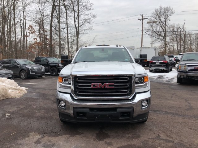 2018 Sierra 2500 Crew Cab 4x4, Pickup #Q480072 - photo 3