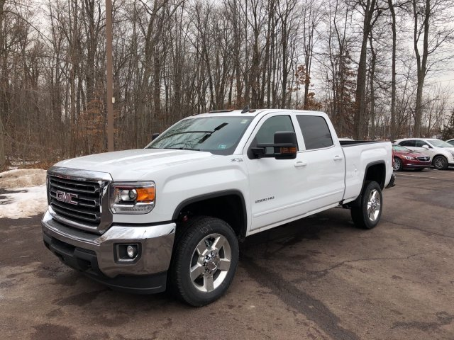 2018 Sierra 2500 Crew Cab 4x4, Pickup #Q480072 - photo 4