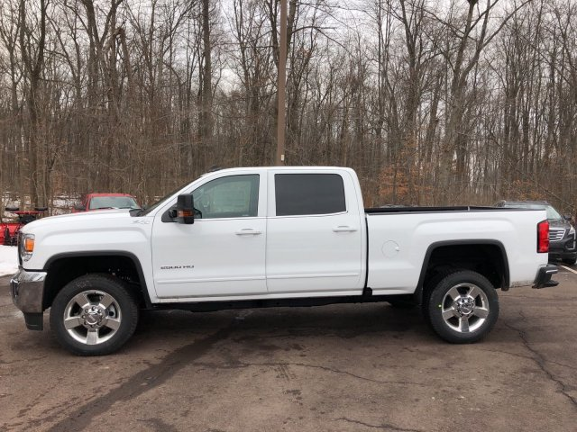 2018 Sierra 2500 Crew Cab 4x4, Pickup #Q480072 - photo 5