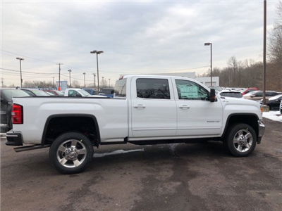 2018 Sierra 2500 Crew Cab 4x4, Pickup #Q480072 - photo 8