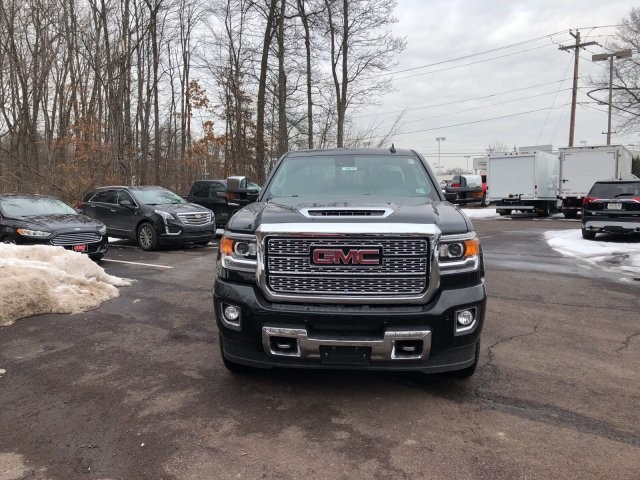 2018 Sierra 2500 Crew Cab 4x4 Pickup #Q480073 - photo 3