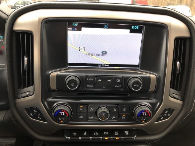 2018 Sierra 2500 Crew Cab 4x4 Pickup #Q480073 - photo 21