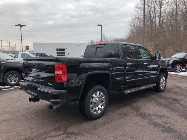 2018 Sierra 2500 Crew Cab 4x4 Pickup #Q480073 - photo 2