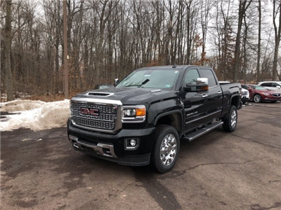 2018 Sierra 2500 Crew Cab 4x4 Pickup #Q480073 - photo 4