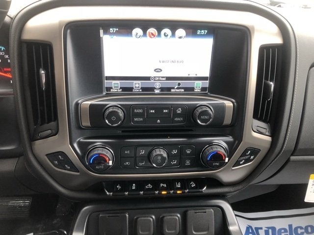 2018 Sierra 2500 Crew Cab 4x4, Pickup #Q480085 - photo 21