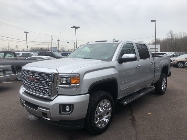 2018 Sierra 2500 Crew Cab 4x4, Pickup #Q480085 - photo 4