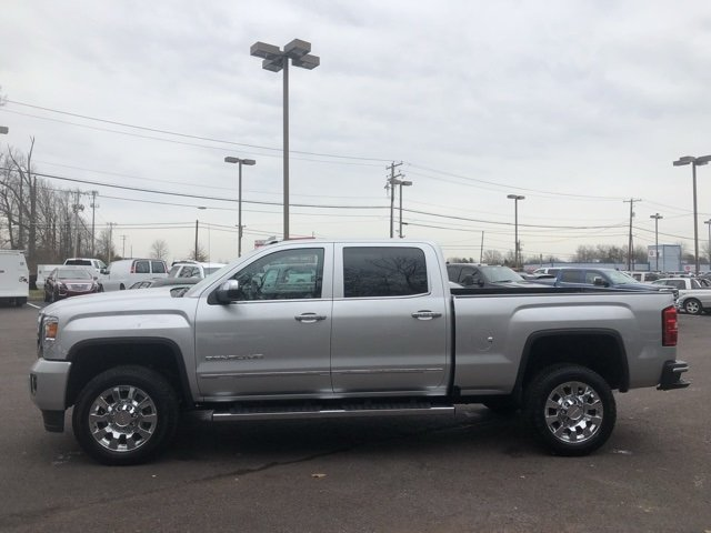 2018 Sierra 2500 Crew Cab 4x4, Pickup #Q480085 - photo 5