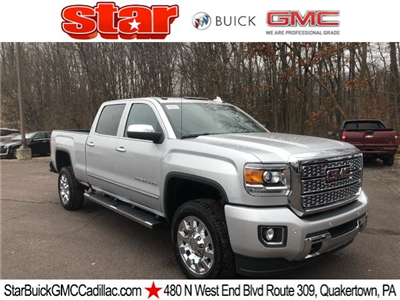 2018 Sierra 2500 Crew Cab 4x4, Pickup #Q480085 - photo 1