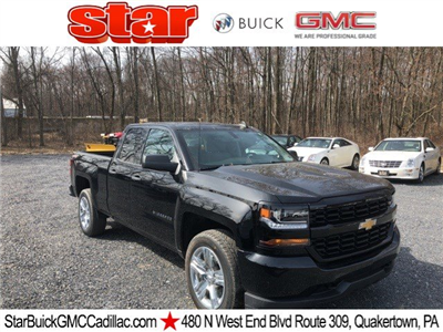 2017 Silverado 1500 Double Cab 4x4, Pickup #Q480086A - photo 1