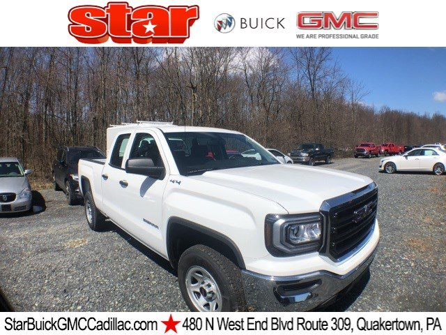 2018 Sierra 1500 Extended Cab 4x4, Pickup #Q480117 - photo 1