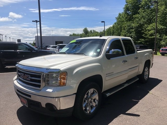 2013 Sierra 1500 Crew Cab 4x4,  Pickup #Q480145A - photo 4
