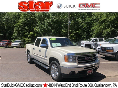 2013 Sierra 1500 Crew Cab 4x4,  Pickup #Q480145A - photo 1