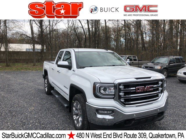 2018 Sierra 1500 Extended Cab 4x4,  Pickup #Q480146 - photo 1