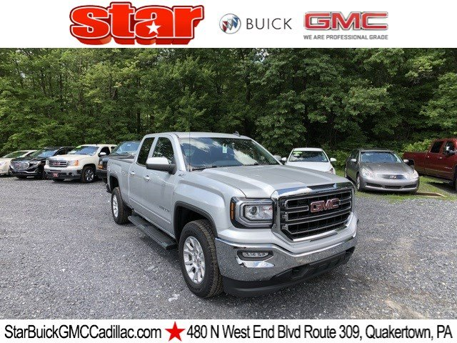 2018 Sierra 1500 Extended Cab 4x4,  Pickup #Q480149 - photo 1