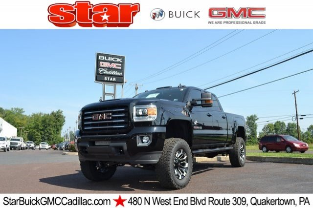 2018 Sierra 2500 Crew Cab 4x4,  Pickup #Q480158 - photo 1