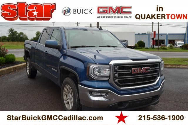 2016 Sierra 1500 Crew Cab 4x4,  Pickup #Q480158B - photo 4