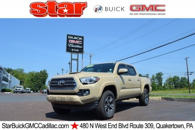 2016 Tacoma Double Cab 4x4,  Pickup #Q480170A - photo 1