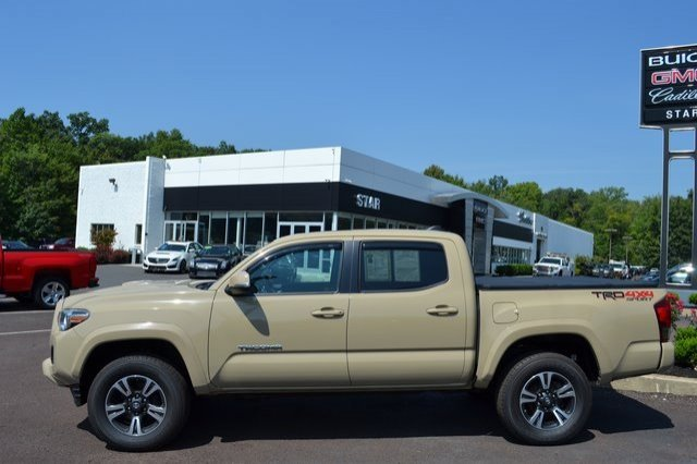 2016 Tacoma Double Cab 4x4,  Pickup #Q480170A - photo 3