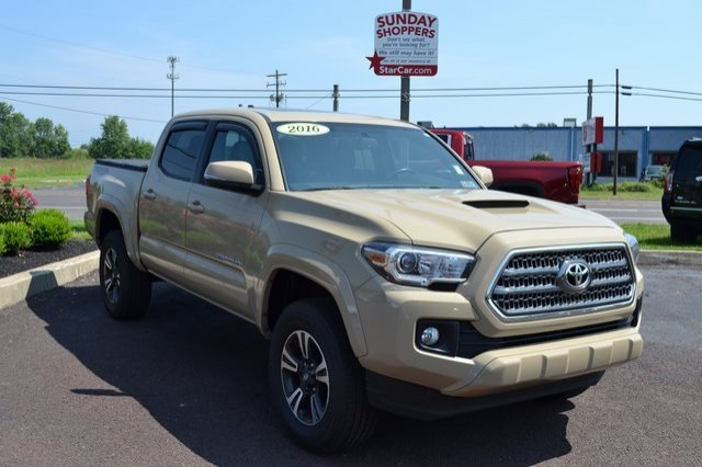 2016 Tacoma Double Cab 4x4,  Pickup #Q480170A - photo 5
