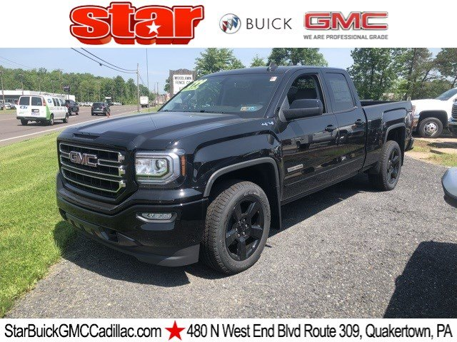 2018 Sierra 1500 Extended Cab 4x4, Pickup #Q480173 - photo 1