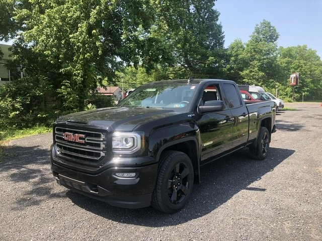 2018 Sierra 1500 Extended Cab 4x4,  Pickup #Q480174 - photo 4