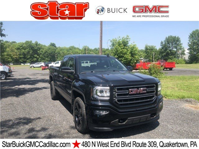 2018 Sierra 1500 Extended Cab 4x4,  Pickup #Q480174 - photo 1