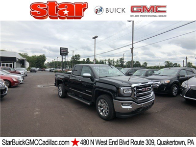 2018 Sierra 1500 Extended Cab 4x4,  Pickup #Q480192 - photo 1
