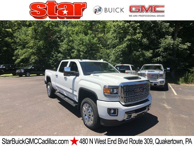 New 2018 Gmc Sierra 2500 Crew Cab Pickup For Sale In Quakertown Pa