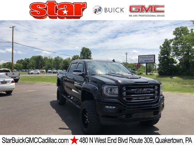 2018 Sierra 1500 Crew Cab 4x4,  Pickup #Q480198 - photo 1