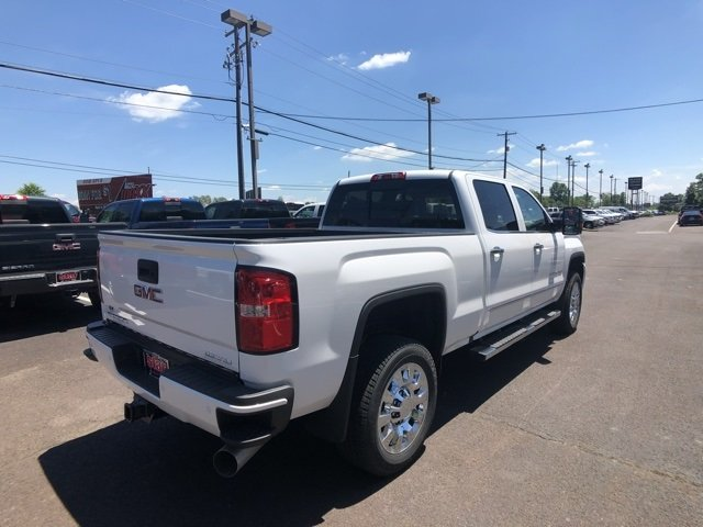 2018 Sierra 2500 Crew Cab 4x4,  Pickup #Q480201 - photo 2