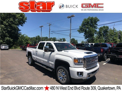 2018 Sierra 2500 Crew Cab 4x4,  Pickup #Q480201 - photo 1