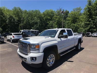 2018 Sierra 2500 Crew Cab 4x4,  Pickup #Q480201 - photo 4