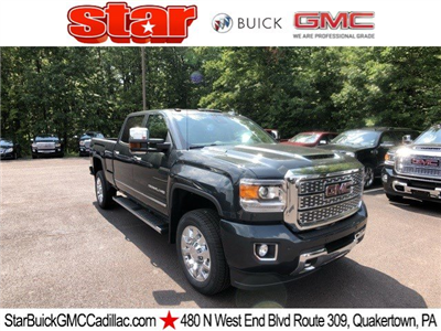 2018 Sierra 2500 Crew Cab 4x4,  Pickup #Q480207 - photo 1