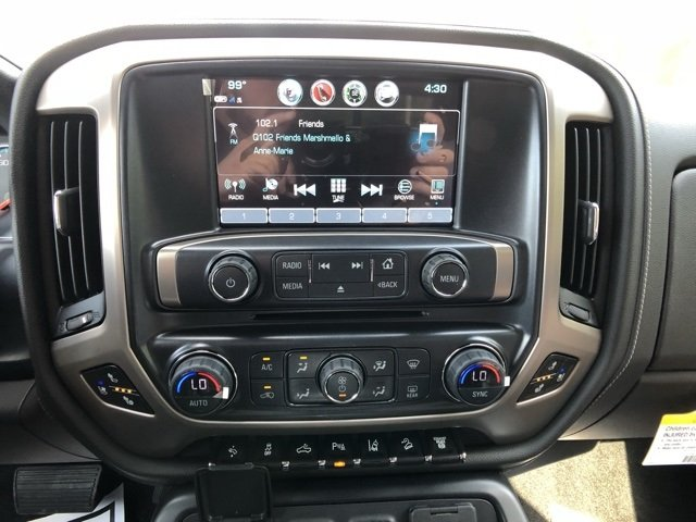 2018 Sierra 2500 Crew Cab 4x4,  Pickup #Q480210 - photo 18